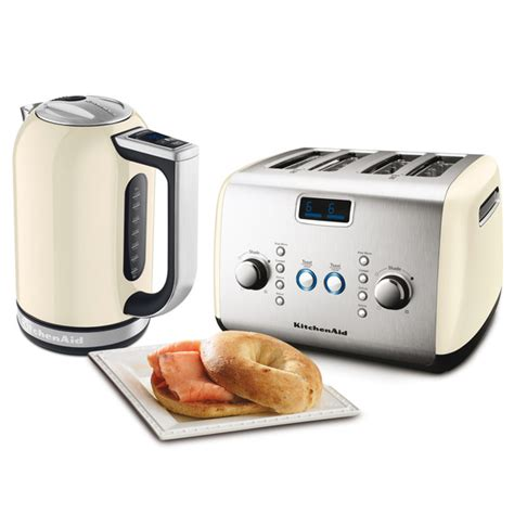 Kitchenaid Kettle And Toaster fly buys kitchenaid artisan kettle and 4 slice toaster set