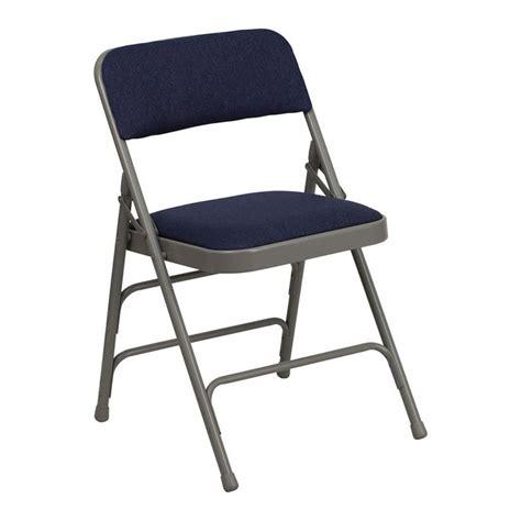 shop flash furniture indooroutdoor steel standard folding chair  lowescom