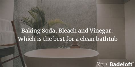 cleaning bathtub with baking soda and vinegar best way to clean bathtub walls image bathroom 2017