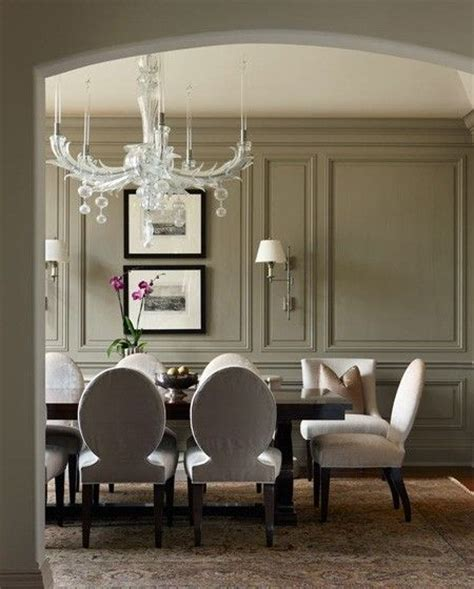 Dining Room Wall Panels by Best 25 Dining Room Paneling Ideas On