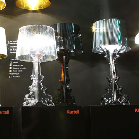 Kartell Bourgie Table L Kartell Gold Bourgie L Panik Design
