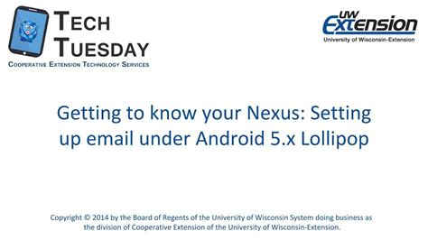 setting up email on android getting to your nexus setting up email android 5 x lollipop