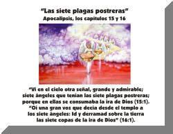 co semantico de pie las siete copas de la ira de dios contienen las siete
