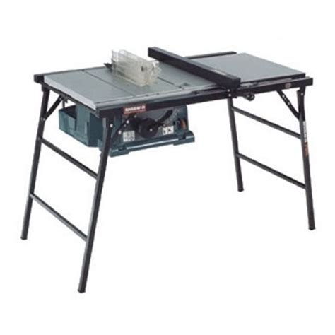 rousseau portamax portable table saw stand model 2700xl table saw pinterest table saw