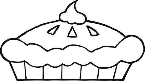 black and white clip pumpkin pie clip black and white free cliparting