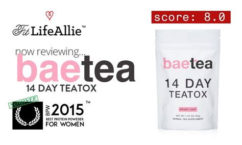 Bae Detox Tea by Baetea The Best Weight Loss Tea Reviews Style By