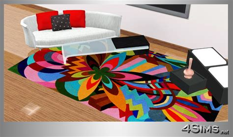 Designer Colorful Modern Rugs In 5 Contemporary Styles For Modern Colorful Rugs