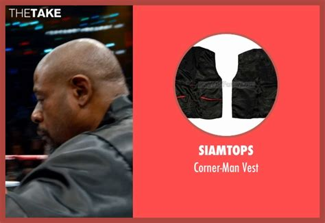 forest whitaker boxing movie forest whitaker siamtops corner man vest from southpaw