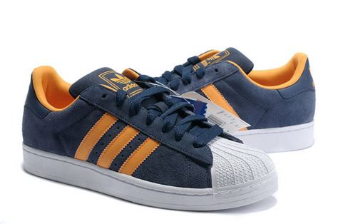 Discount Promo Sepatu Casual Adidas Superstar Terlaris 1 adidas superstar mens womens unisex blue orange