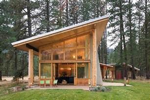 Casita Plans For Backyard Small Wooden House Architecture Design Cabin Ideas