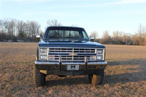 1987 chevrolet 4x4 for sale 1987 cheverolet silverado 4x4 for sale chevrolet c 10