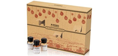 Tequila Advent Calendar Bar News Count To With Spirit Filled