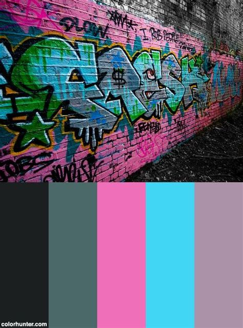graffiti colors graffiti color scheme graffiti colors in 2019 color