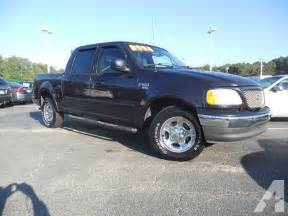 Ford Macon Ga 2001 Ford F150 Supercrew For Sale In Macon
