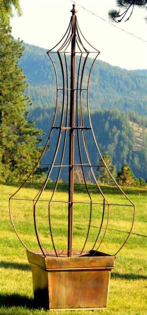 garden trellis metal best 25 patio trellis ideas on trellis