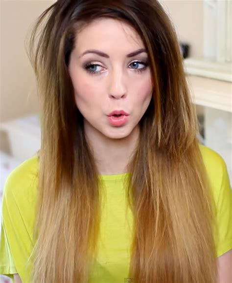 half up half down hairstyles zoella zoella s hairstyles hair colors steal her style page 4