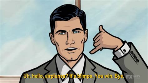 Sterling Archer Meme - that s how you get ants