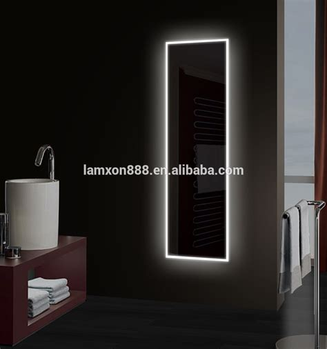 length mirror with lights led dressing mirror for cloakroom high quality length