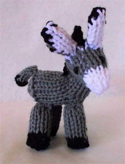 spool knit animals 231 best donkeys images on donkeys and