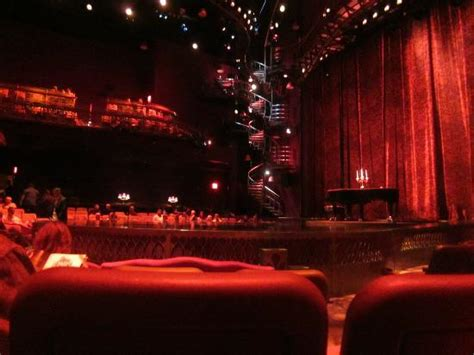zumanity couch seats zumanity stage picture of zumanity cirque du soleil