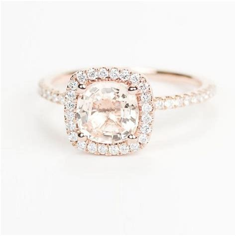 Gold Square Engagement Rings by Beautiful Princess Cut Engagement Rings Cape Diamonds