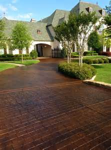 home driveway design ideas 25 best ideas about stained concrete driveway on pinterest concrete walkway curb appeal and