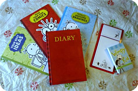 The Diary Of A diary of a wimpy kid stuffers