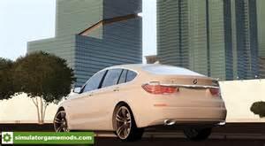 Bmw 550 Gt City Car Driving 1 5 3 Bmw 550i Gt Car Mod Simulator