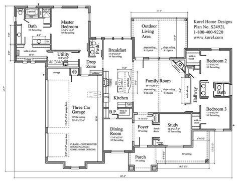House Plans With Bat Garage Numberedtype 1200 Square Foot House Plans With Bat