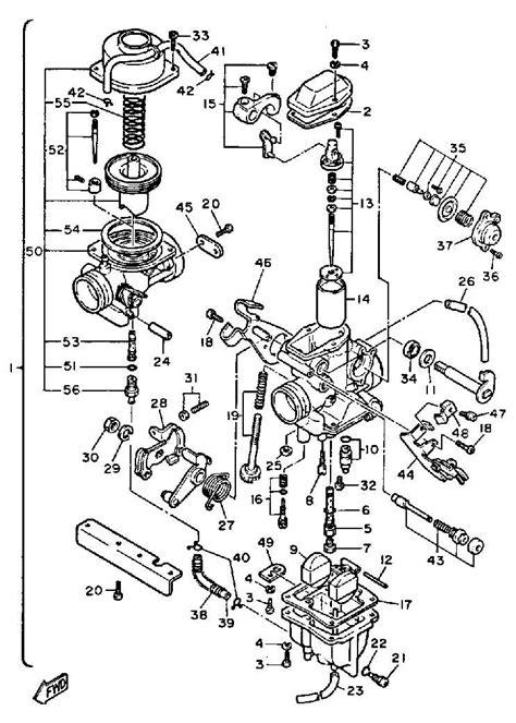 Carburator Karburator Honda Civic 1984 1987 xt600 1985 originln nhradn dly yamaha parts depot