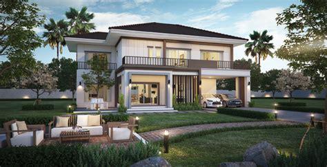 home design company in thailand 10 แบบบ านเด ยว สไตล โมเด ร น รองร บขนาดครอบคร วได ท กไซส