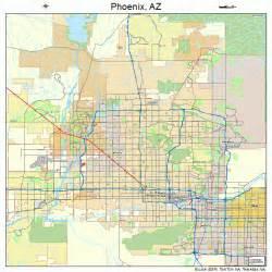 arizona map 0455000