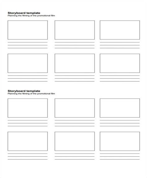 fractal antenna template pdf free storyboard 28 images file storyboard template jpg