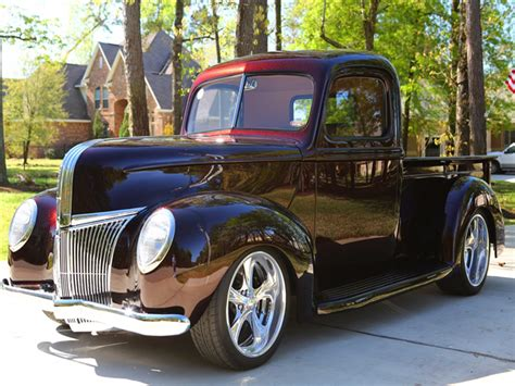 ford f10 1941 ford f10 restomod rugged for sale ford other