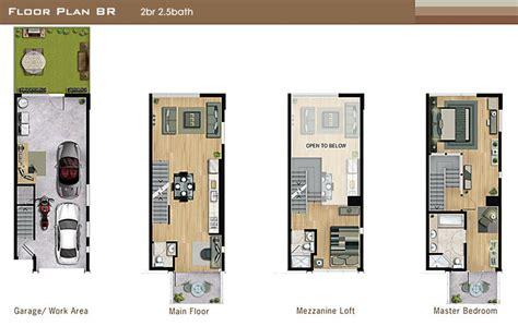 Square Footage Of Apartment la live work lofts universal lofts floor plans