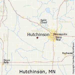 Where Is Hutchinson Minnesota Best Places To Live In Hutchinson Minnesota