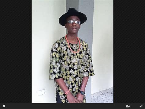 bayelsa native wears trend wheel trendwatch sunday fashion in covenant university