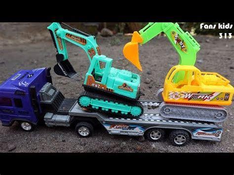 Mainan Anak Mobil Dan Excavator Daesung Toys Max Shovel sumitomo sh210 reach hibious excavator to