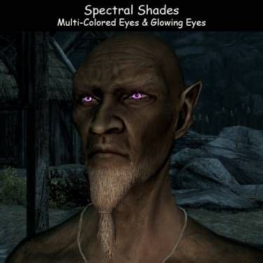 skyrim eye color includes several new eye colors for every race including