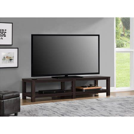 65 inch tv table mainstays parsons tv stand for tvs up to 65 quot