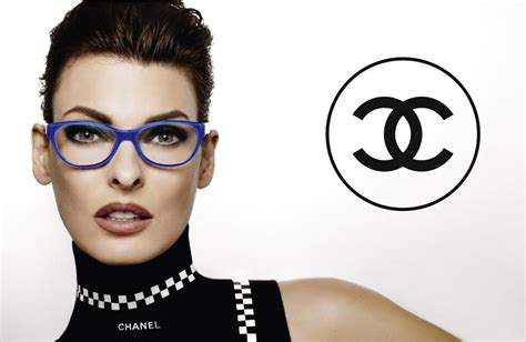 chanel s eyewear 2012 caign