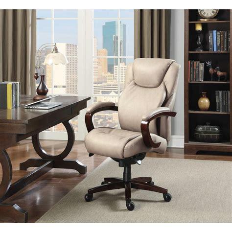 lazy boy computer desk home decorators collection rebecca neutral linen office