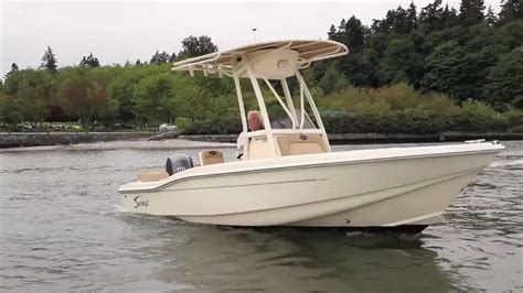 scout boats t top scout boats youtube