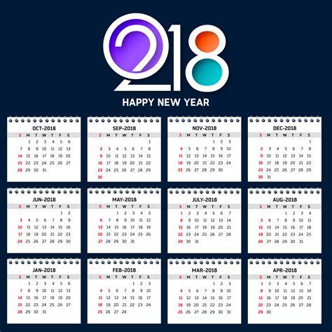 new year calendar 2018 2018 year calendar wallpaper free 2018 calendar