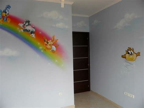 Looney Tunes Bedroom Decor by 17 Best Images About Airbrush On Mickey