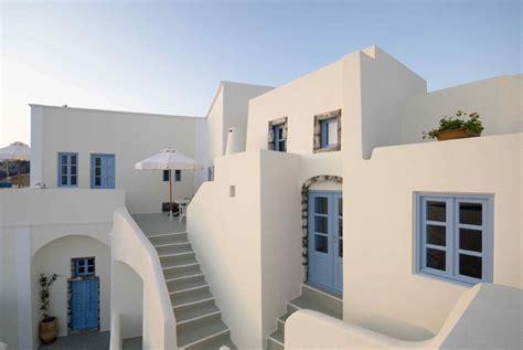 Small Architects House Santorini Inside My