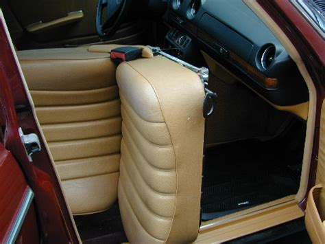 remove the seat and spring northwest edge w123 seat repair with pool noodles pic s peachparts