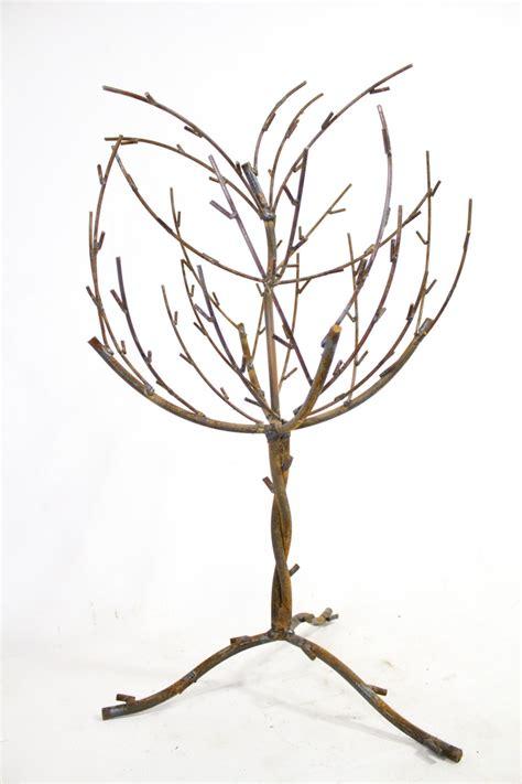 wrought iron trees small wrought iron tree