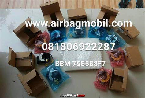 Stir Airbag All New Avanza 1 ganti tempurung atau cover setir mobil