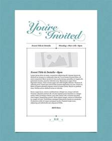 Email Invitation Template by Email Invitation Template 26 Free Psd Vector Eps Ai